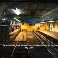 A Lausanne-i fogaskerekű metró