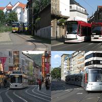 Villámlátogatás négy német villamosüzemben