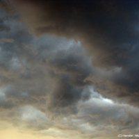 Felhők, csak úgy