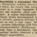 Mit csinált Kertész Mihály pont 100 éve ezen a napon?