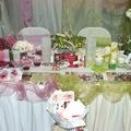 ESküvői dekorációk - ismét Esküvő Kiállítás