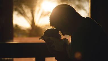 Apával az élet… teljes!