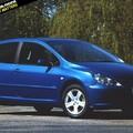 Peugeot 307 - olvasóit tartósteszt