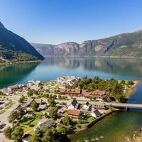 Norvég falu magyar szemmel