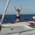 Hajóstoppal az óceánon