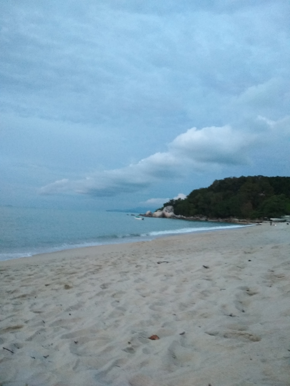 Penang Hill és a tengerpart