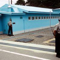 Az észak-koreai vakondok