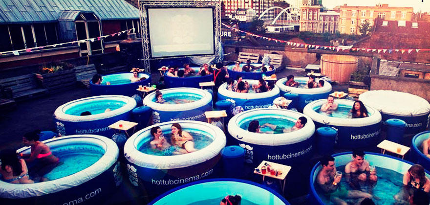 Hot Tube Cinema (London, Anglia)