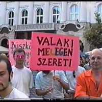 Ilyen volt az első Budapest Pride - VIDEO!
