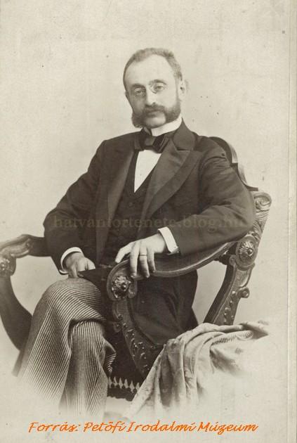 Hatvany-Deutsch Sándor vélhetően az 1890-es évek második felében
