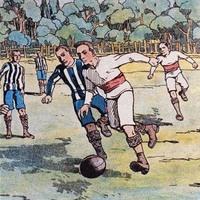 A hatvani futball első lépései