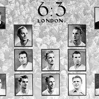 A londoni 6:3 az '53-as Népújságban