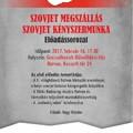 Szovjet megszállás, szovjet kényszermunka  - 1. előadás
