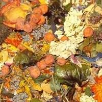 Az illatos szárazvirág- potpourri házilag