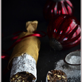 Ajándékok házilag 10.- Csokoládé szalámi magokkal és aszalt gyümölcsökkel. Hatásvadász ajándék, kevés melóval!