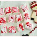 Ajándékok házilag 9.- marshmallow, azaz pillecukor. Egy változat csak természetes alapanyagokból minden gyerek örömére!