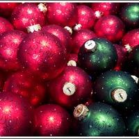 Az igazán szép karácsonyfadíszek kézzel készülnek!