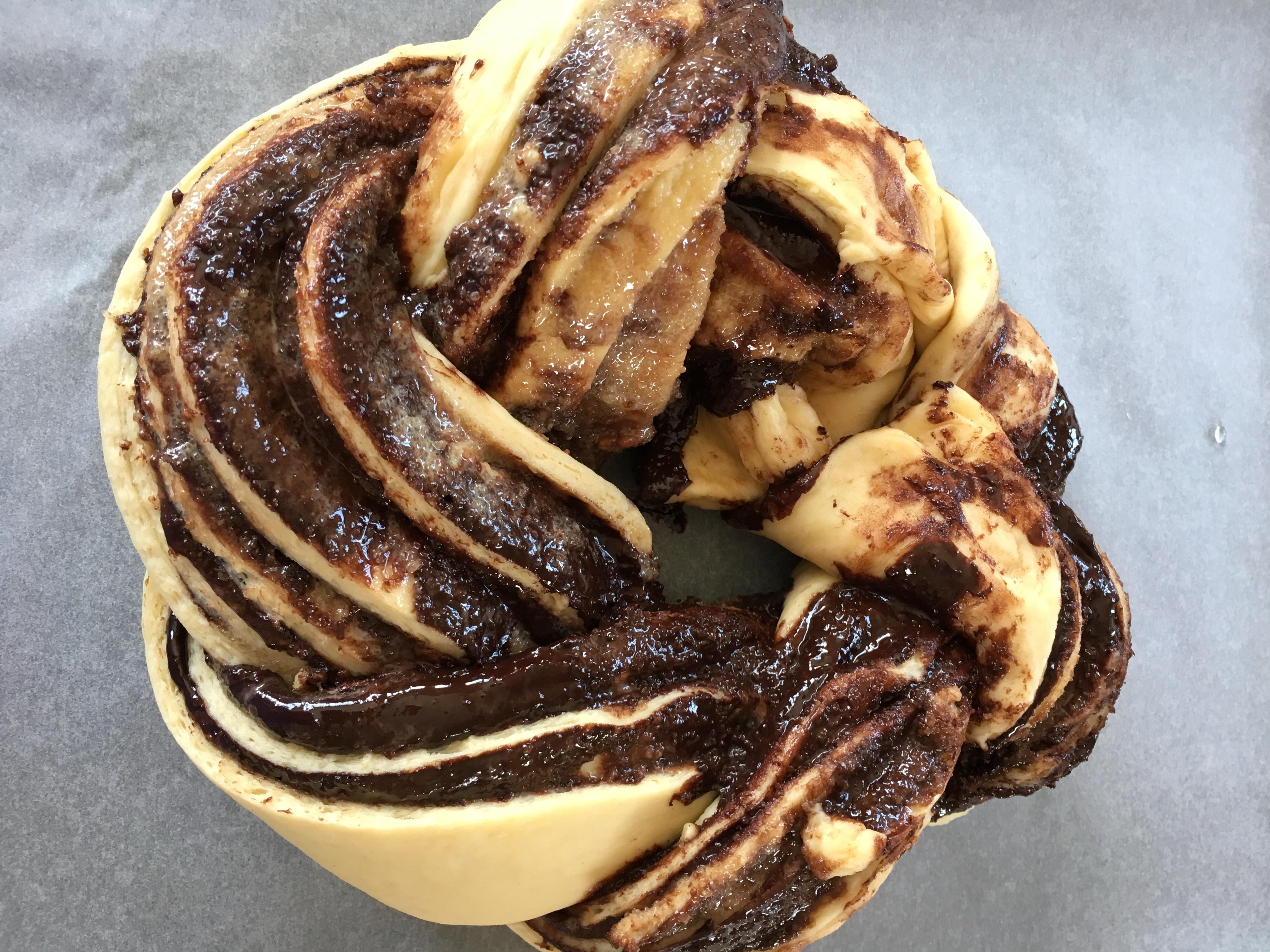 Így néz ki a gyönyörűséged mielőtt betolnád a sütőbe