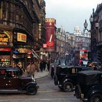 Lám, London is színes volt anno