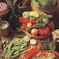 Zöldség (párolása)