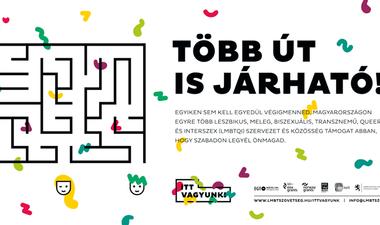 Magyarország egy színes, multikulturális és csodás ország - Alföldi Róbert nyitja meg a ma induló Pride-ot