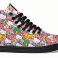 Hello Kitty tornacipőben is hódít:)