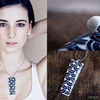 Álomszép kortárs porcelán ékszerek a HUGI Ceramic Design-tól