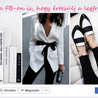 Elindult a Lilla Stílusblogja Facebook-oldal!