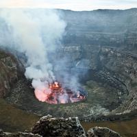 Nyiragongo: majdnem Mordor - Kirándulás Afrika legnagyobb működő vulkánjához
