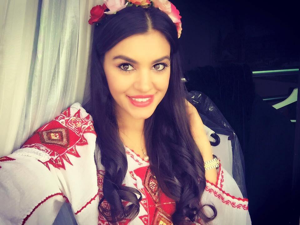 Natalia Oneţ, Miss Romania 2015 (Fotó: facebook.com/nataliaioana.onet)