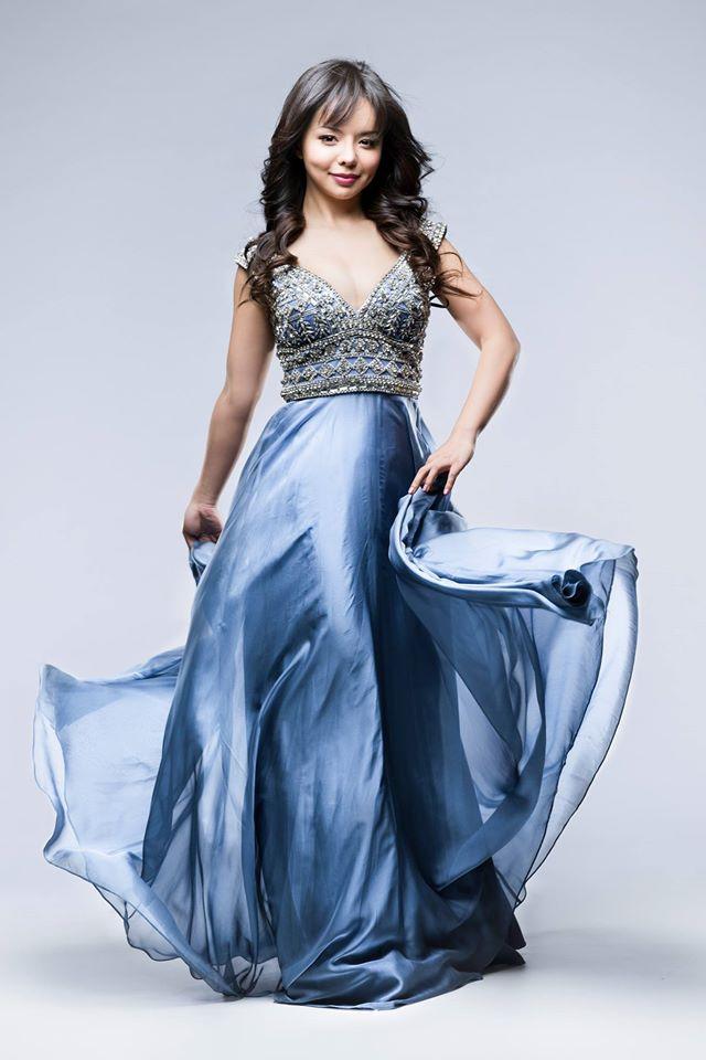 Anastasia Lin, Miss World Canada 2015 (Fotó: facebook.com)