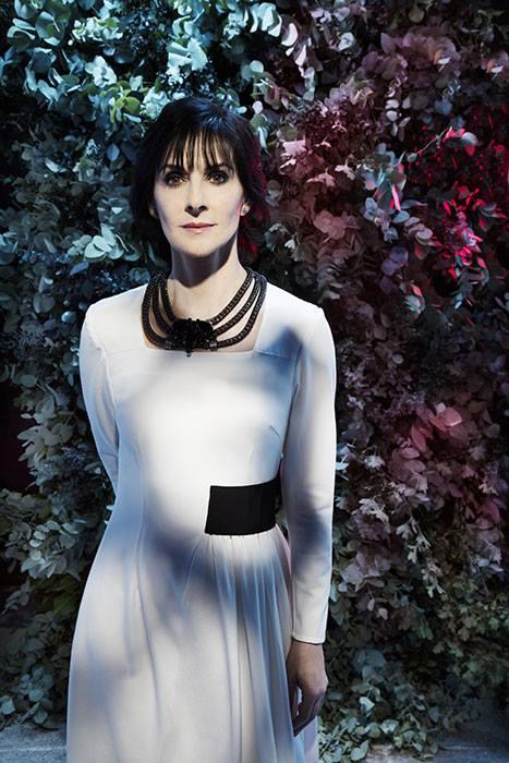 Enya, énekesnő (Fotó: facebook.com/officialenya)