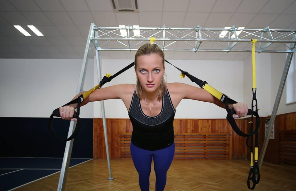 Petra Kvitová, teniszező (Fotó: facebook.com/petrakvitovaofficial)