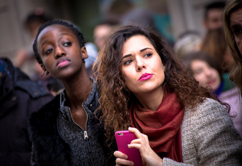 Milánói nők (Fotó: Flickr/Jody Sticca)
