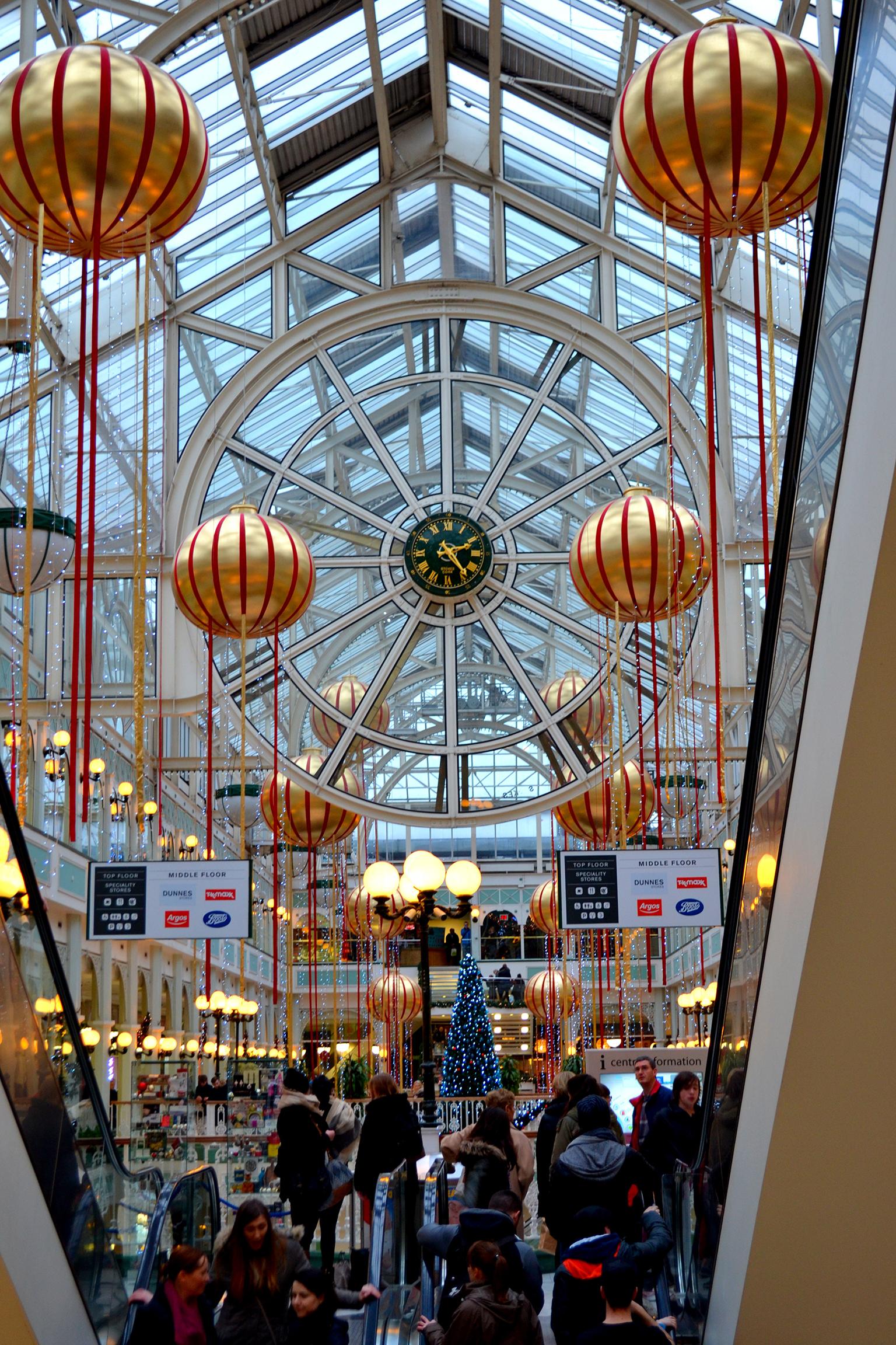 Dublin karácsonyi hangulatai (Fotó: Mórocz Ági)