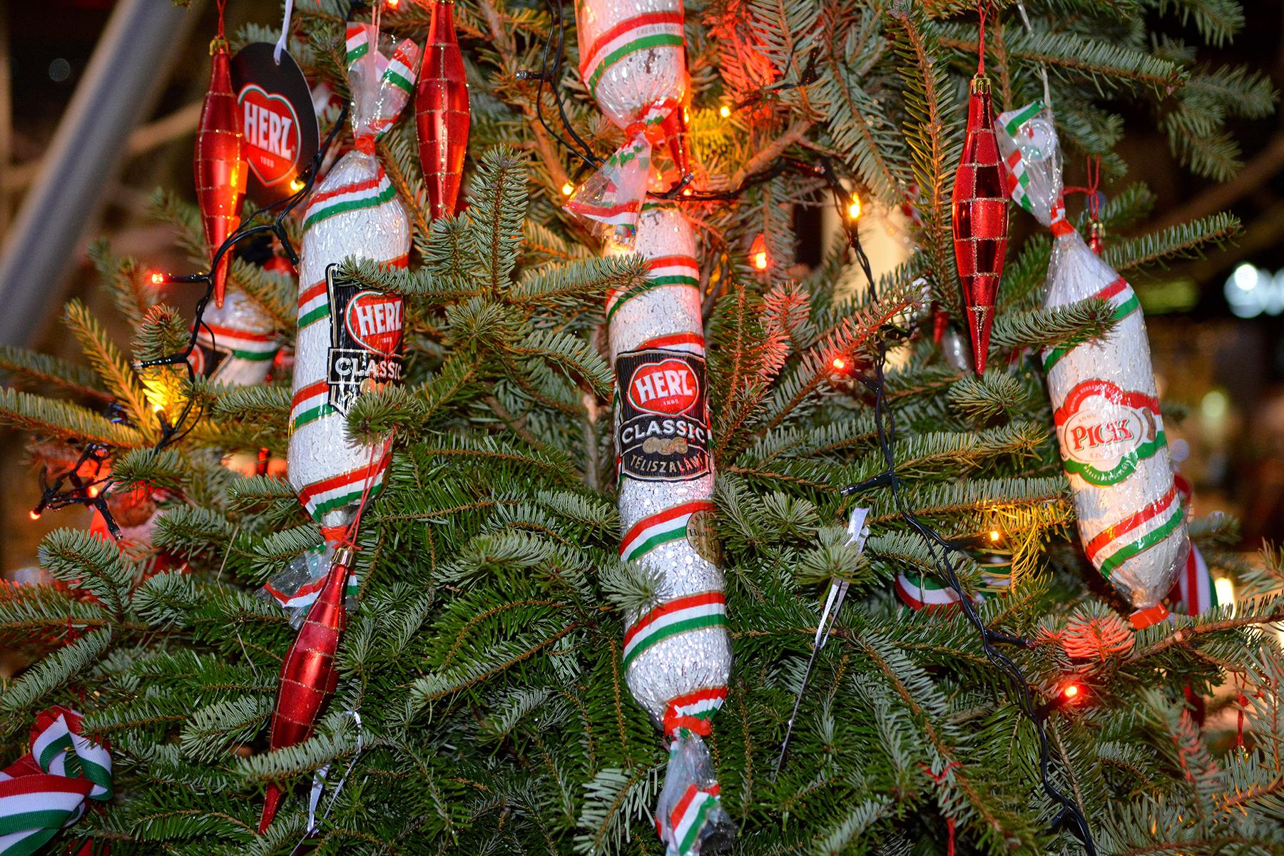 Vörösmarty téri karácsonyi vásár, Budapest (Fotó: Peti-Peterdi Réka)