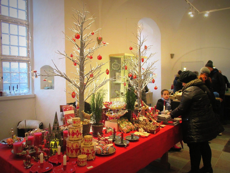 Karácsonyi vásár a dániai Koldingban (Fotó: Könyves Viki)