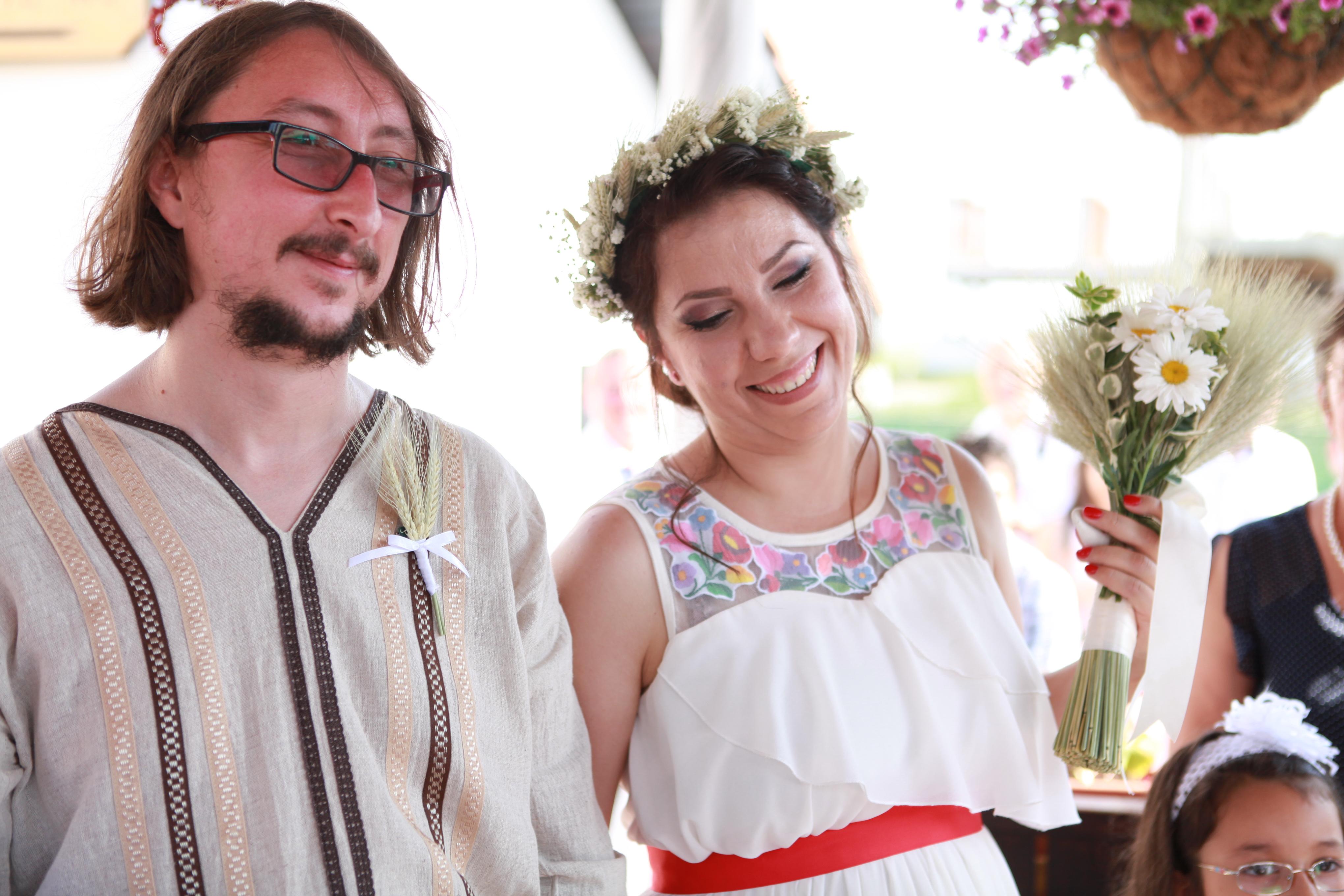 Timi és Alin esküvője (Fotó: Tamássy Zsolt)
