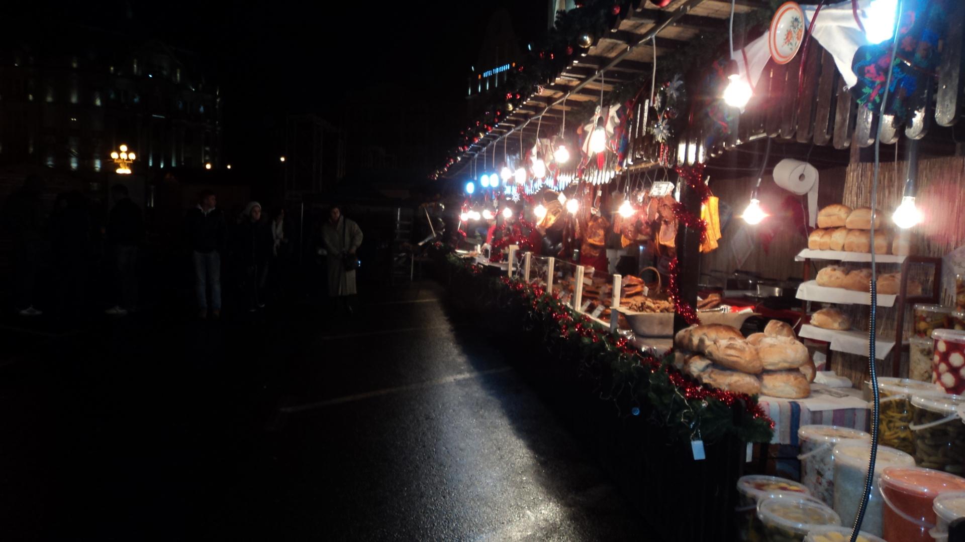 Temesvári karácsonyi vásár (Fotó: Laslavic Tímea)