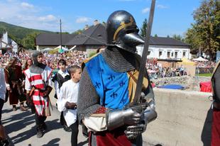 Hétvégén feltámad a középkor Diósgyőr várában