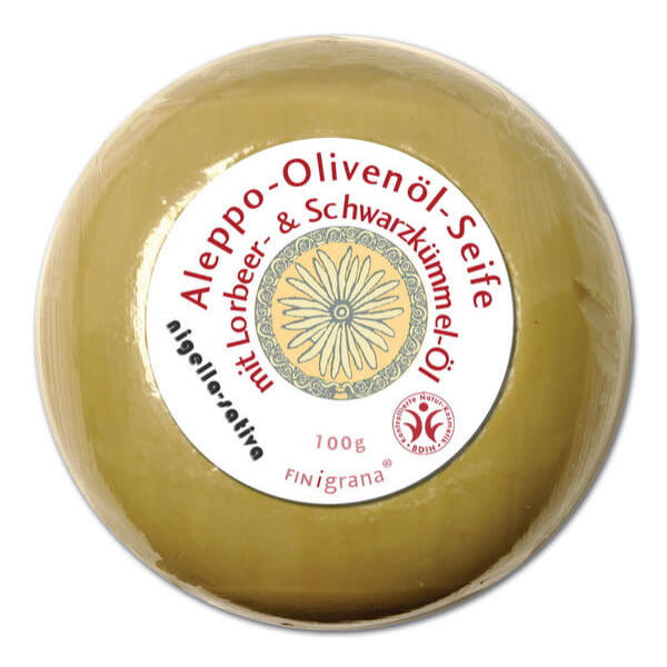 <br />FINigrana Nigella sativa olívaszappan