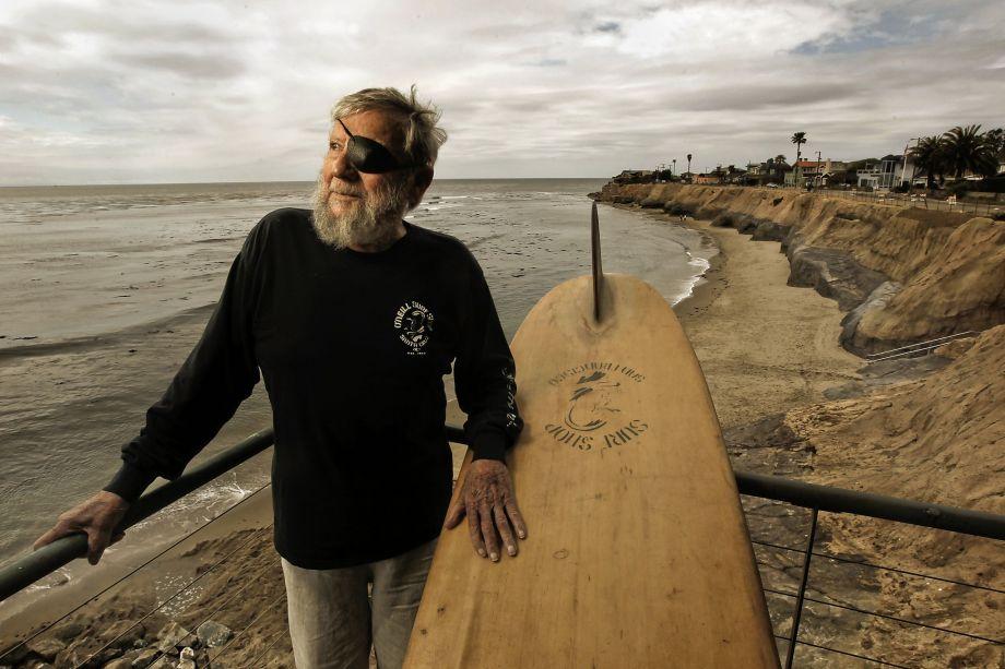A 89 éves Jack O'neill – 2012-es portré (Fotó: sfgate.com)