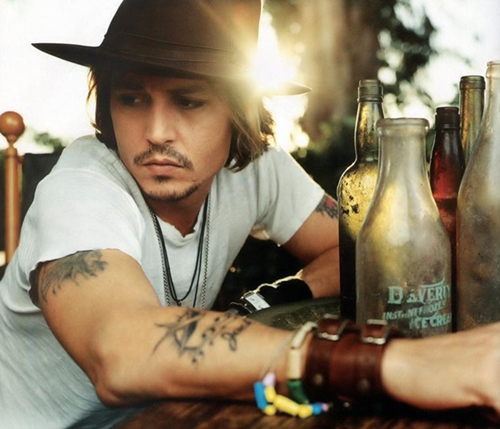Johnny Depp - Джони Деп JohnnyDepp