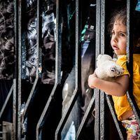 Amikor magyar anya és három gyereke lesz szíriai menekült