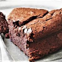 Mennyei csokitorta lisztmentesen, 2 összetevőből
