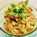 Mascarponés, fűszeres karfiolkrém