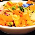 Könnyű, tavaszi zöldségsaláta
