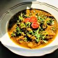 Reszelt répa és zeller leves