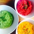 Látványos, ízes, egészséges - színes krumplipüré