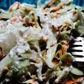 Coleslaw, avagy egy finom káposztasaláta